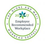 LLF qualifies as an Employee Recommended Workplace for Total Health